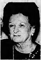 Doris Mae McManamon (Larkins)