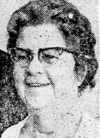 Frances M. Turau (Burkley)