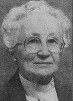 Mildred Muriel Blackledge (Andrick)