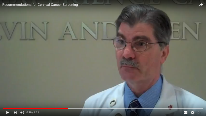 Recommendations for Cervical Cancer Screening